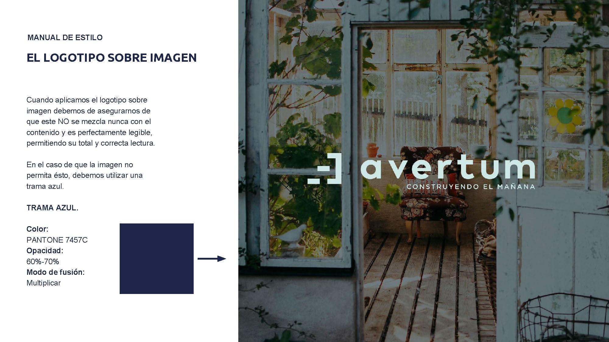 Logtipo sobre imagen de Avertum by Reaktiva