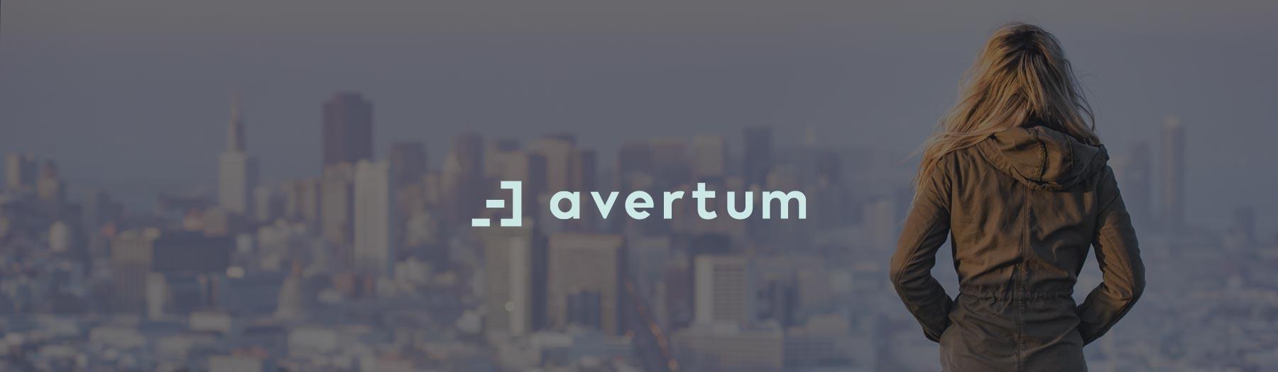 estrategia y creacion de la marca Avertum por la agencia Reaktiva