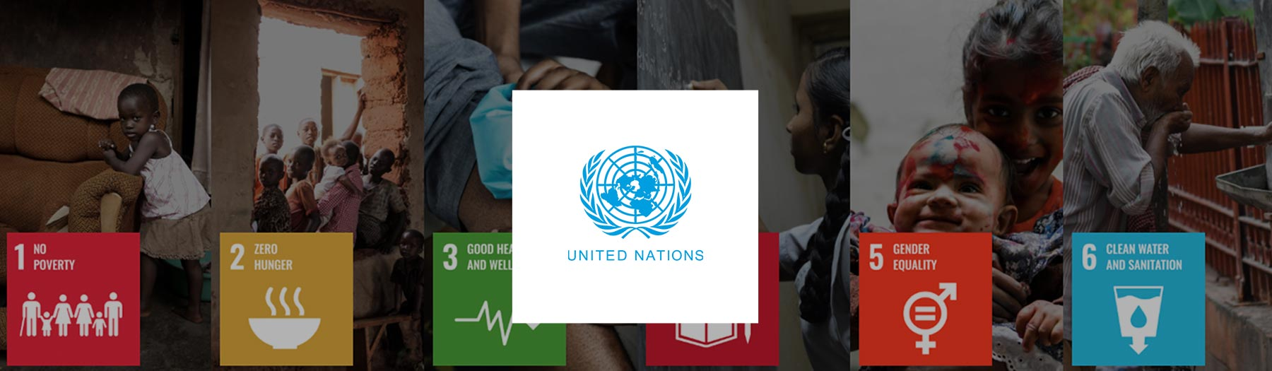 United Nations Web Section Redesign By Reaktiva Agency